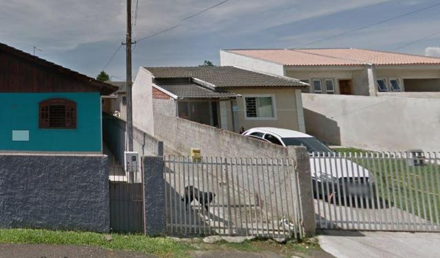 Casa com 2 dormitórios à venda, 56 m² por r$ 106.668 - santa luzia - quatro barras/pr