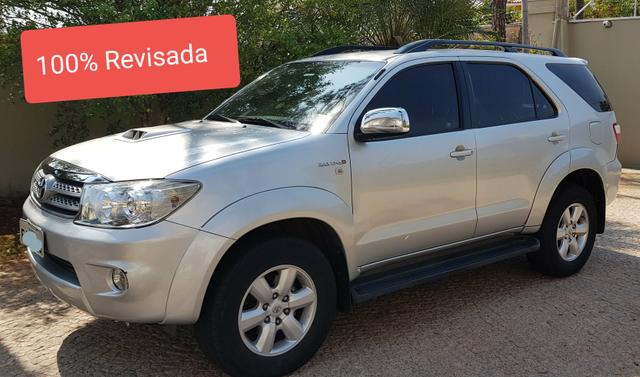 Toyota hilux sw4 4x4 7 lugares 16v turbo intercooler diesel 4p automático - Foto 2