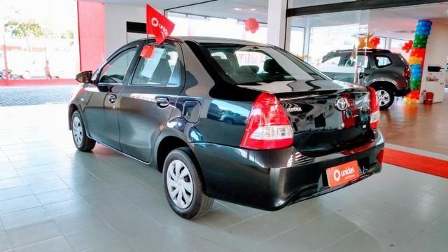 Toyota Etios Sedan X 2019 MT - Foto 6