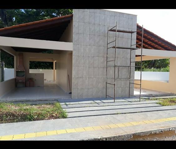 Casa pronta na zona sul com entrada super facilitada - Foto 10