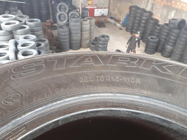 Pneu clientela satisfeita (hebrom pneus) - Foto 2