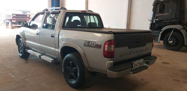 Chevrolet S10 executive diesel - Foto 4