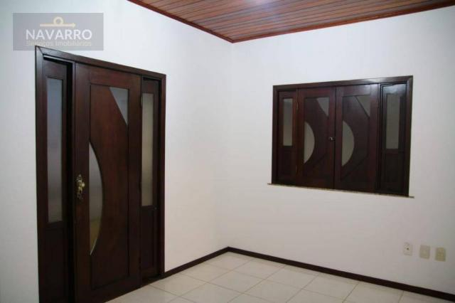 Casa com 4 dormitórios à venda, 184 m² por r$ 690.000 - stella maris - salvador/ba - Foto 8