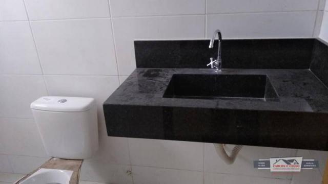 Apartamento Duplex com 4 dormitórios à venda, 122 m² por R$ 240.000 - Jardim Magnólia - Pa - Foto 6