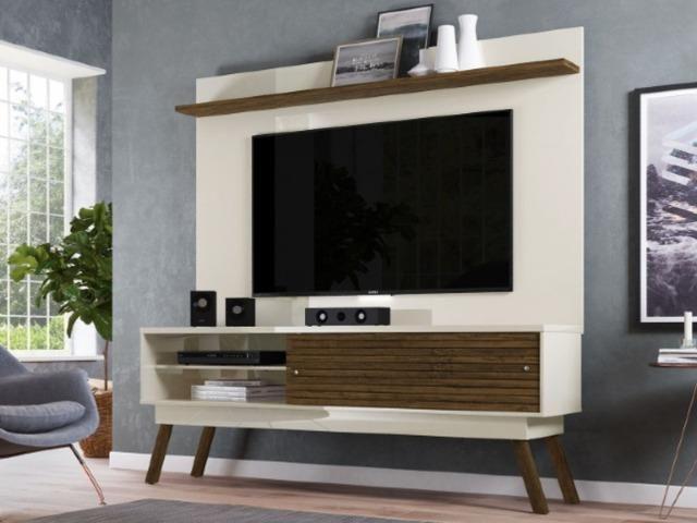 Rack + Painel Frizz Lorenzo 1.5.6 TV até 60 Polegadas