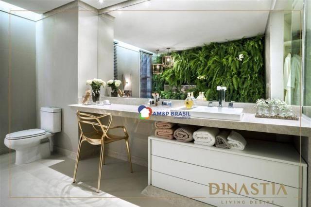Apartamento com 4 dormitórios à venda, 326 m² por r$ 2.190.000,00 - setor marista - goiâni - Foto 7