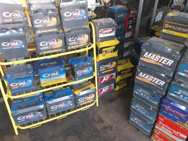 Baterias Melhores preços de Goiânia confiram