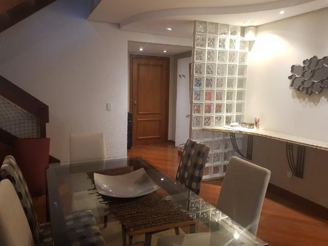 Cobertura mobiliada na Mauricio Cardoso! 290 m² - Foto 3