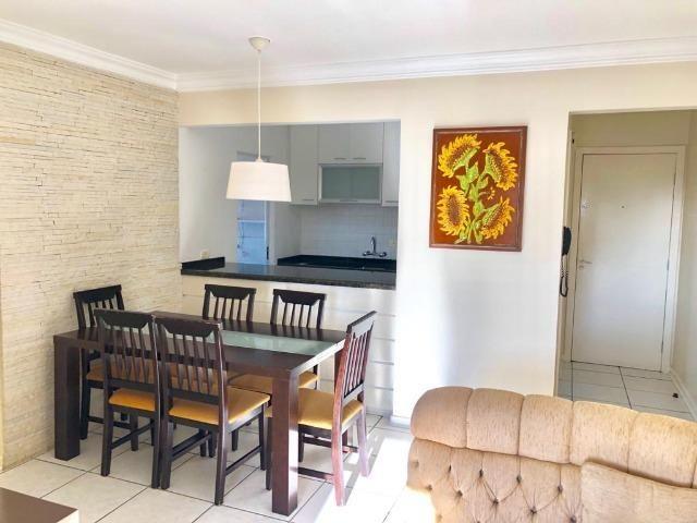Apartamento 3 dormitórios mobiliada no Cabral