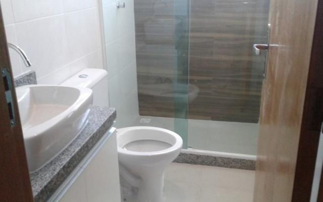 Casa no Barroco c/1 quarto e churrasqueira (nova) em Itaipuaçu - Foto 3