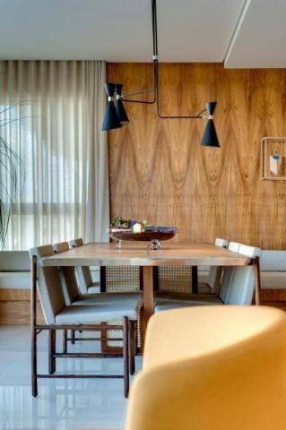 Apartamento com 3 dormitórios à venda, 178 m² por r$ 1.115.500,00 - setor marista - goiâni - Foto 2