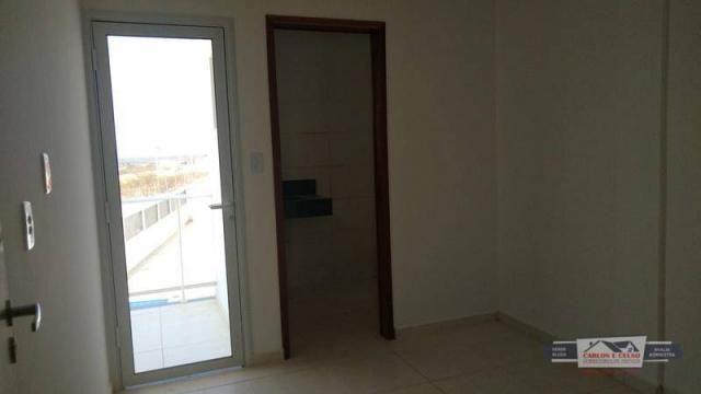 Apartamento Duplex com 4 dormitórios à venda, 122 m² por R$ 240.000 - Jardim Magnólia - Pa - Foto 19