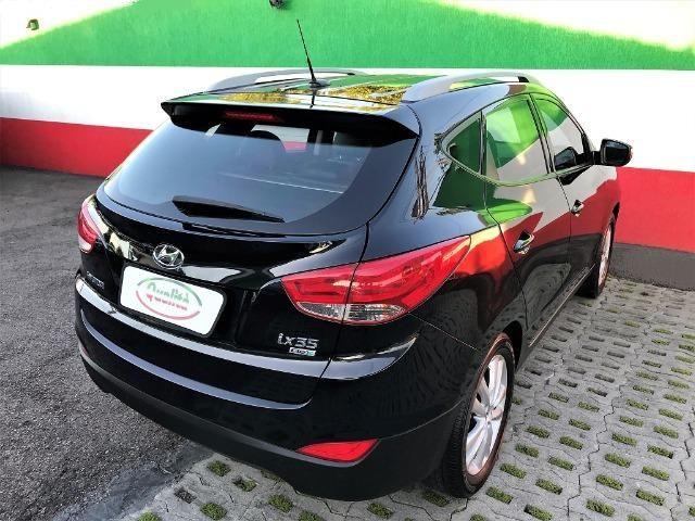 Hyundai IX35 Botão Start, Automática, Top + Kit GNV Última Geração, Baixa km. Lindo Carro! - Foto 3