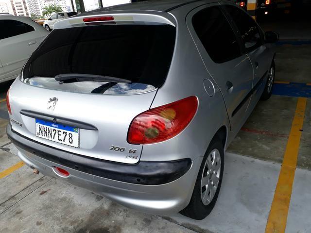 Peugeot 206 ano 2010 - Foto 2