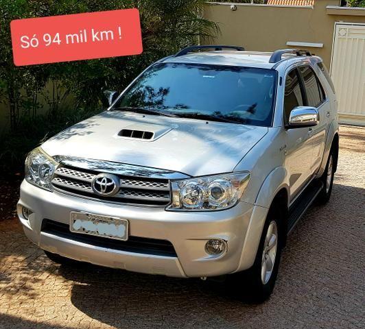Toyota hilux sw4 4x4 7 lugares 16v turbo intercooler diesel 4p automático