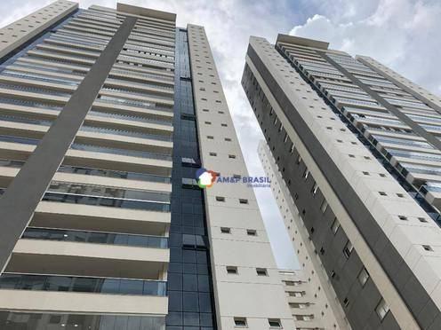 Apartamento com 3 dormitórios à venda, 104 m² por r$ 599.000,00 - jardim goiás - goiânia/g