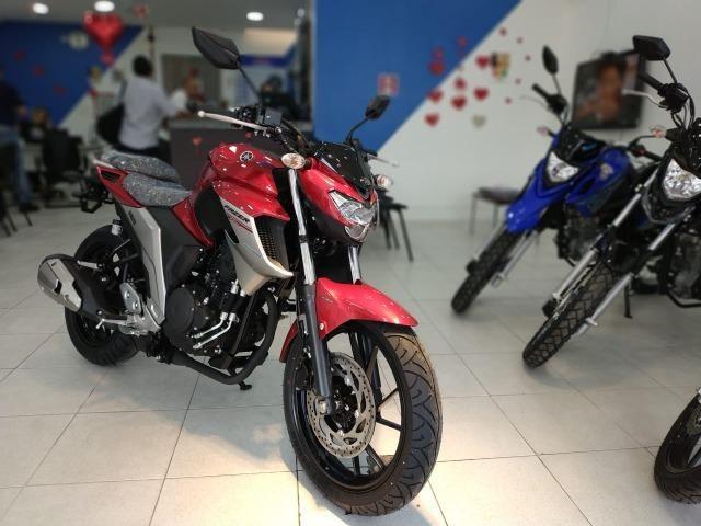 Yamaha Fazer 250 ABS - 2020*Entrada a partir de 1.290 - Foto 4