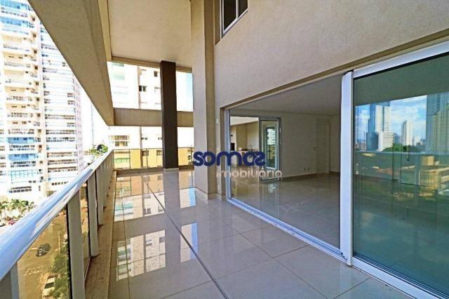 Apartamento duplex com 4 dormitórios à venda, 288 m² por r$ 2.080.000,00 - setor bueno - g - Foto 7