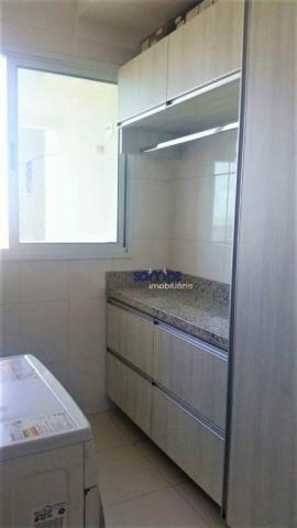 Apartamento com 3 dormitórios à venda, 122 m² por r$ 729.000 - setor bueno - goiânia/go - Foto 8