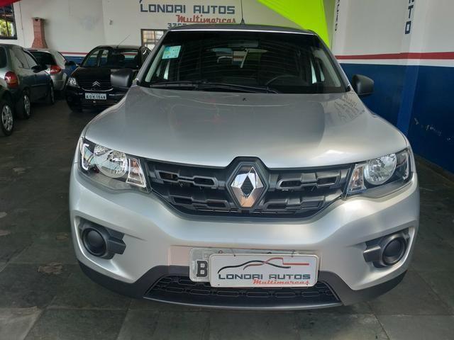 Renault Kwid 2018 Completasso Financia 100%