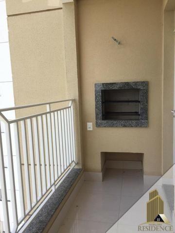 Jardim Beira Rio 78 m² - Sacada Gourmet - 3 Quartos - Sol da manhã - Foto 10