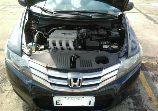 Honda City LX 2010 - Foto 5