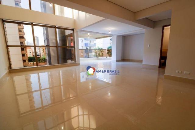 Apartamento com 3 dormitórios à venda, 230 m² por r$ 940.000,00 - setor bueno - goiânia/go - Foto 16