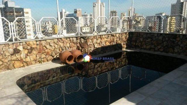 Apartamento Duplex com 4 dormitórios à venda, 450 m² por R$ 1.500.000,00 - Setor Bueno - G - Foto 15