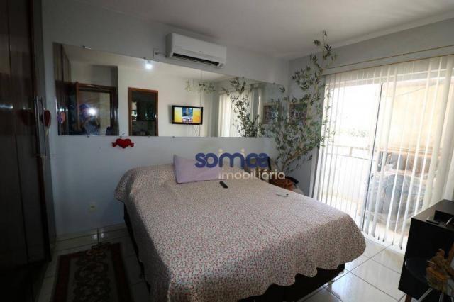 Apartamento com 3 dormitórios à venda, 95 m² por r$ 275.000,00 - jardim américa - goiânia/ - Foto 12