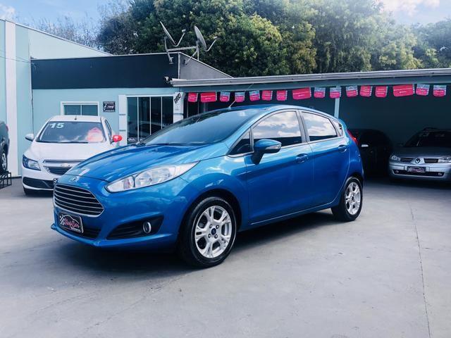 New Fiesta hatch se 1.5 completo - Foto 6