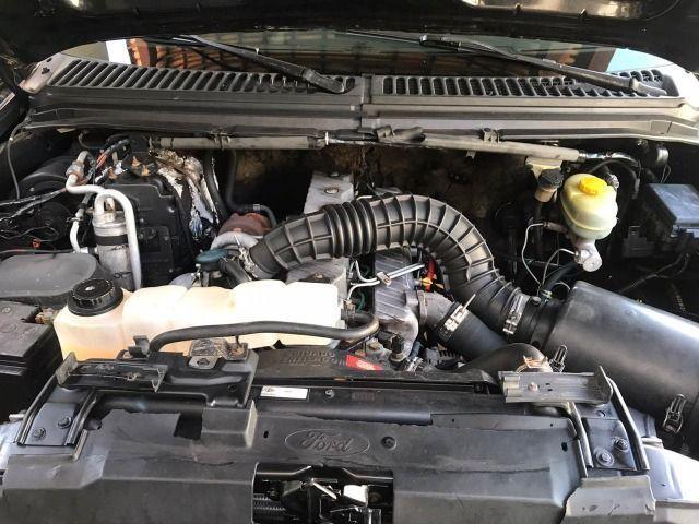 F250 xlt turbodiesel mwm229 4.2 - Foto 4
