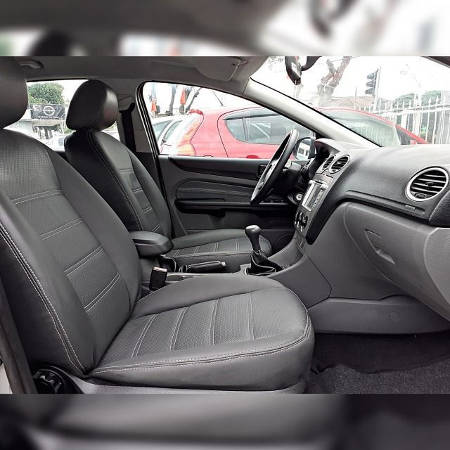 Ford Focus Hatch GLX 2009 Completo - Foto 9