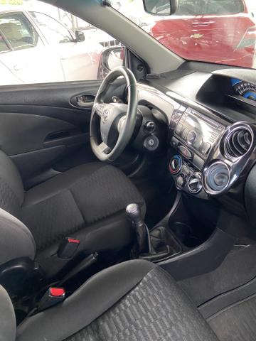 Etios Hatch XLS 1.5 2014 completo para Uber e 99 - Foto 6