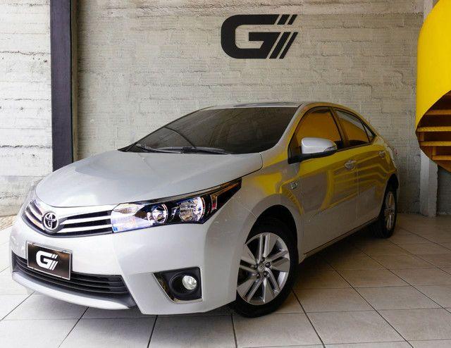Corolla GLI 1.8 Blindado, é na Gran Car! - Foto 2