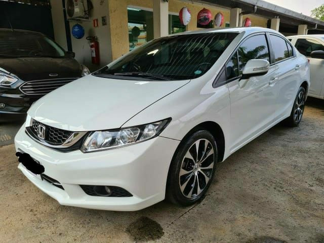 Honda Civic LXR 2.0 Flex AUT 2016<br>