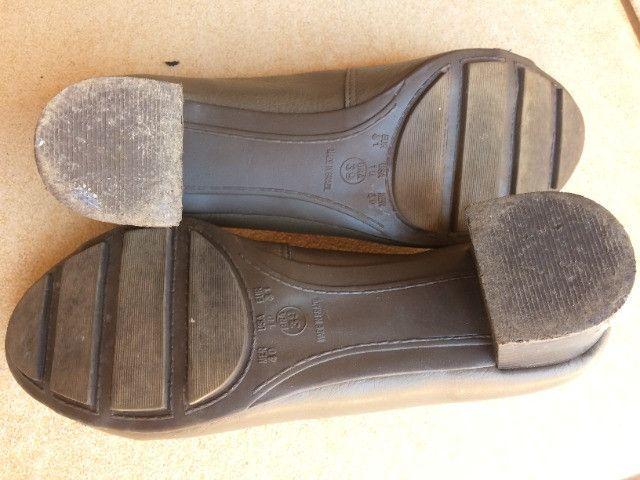 Sapato de salto feminino Ana Flex - Foto 4