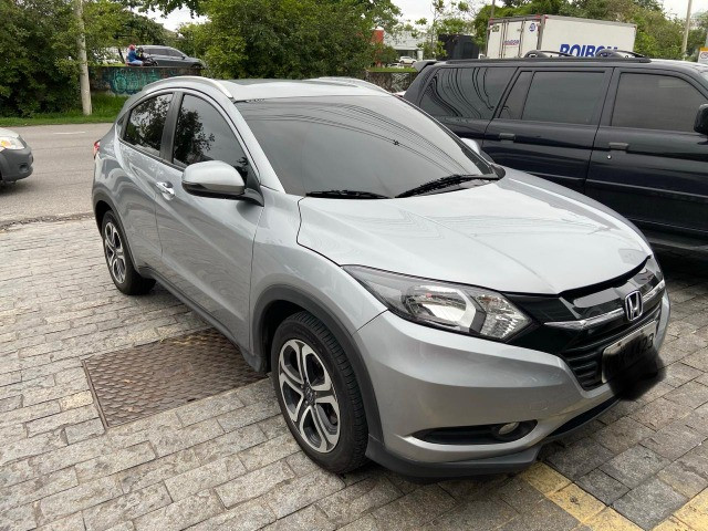 Hr-V ExL Super Novo = Financiamento na hora
