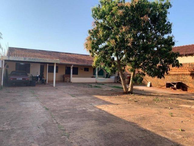 Casa com 2 dormitórios à venda, 50 m² por R$ 255.000,00 - Parque Residencial Rita Vieira - - Foto 4