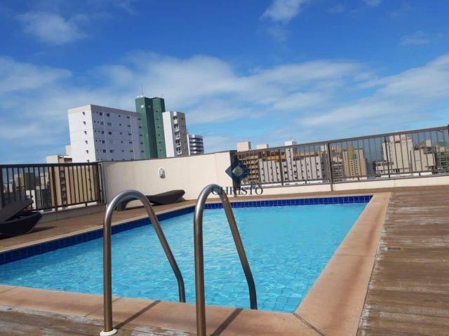 Apto com 3 Qtos à venda, 145 m² por R$ 690.000 - Praia de Itapuã.