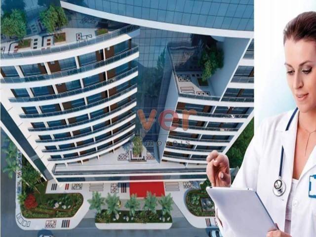 Sala à venda, 34 m² por R$ 430.000,00 - Dionisio Torres - Fortaleza/CE - Foto 3