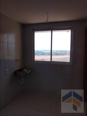 Apartamento com 3 dormitórios à venda, 112 m² por R$ 470.000,00 - Bessa - João Pessoa/PB - Foto 13