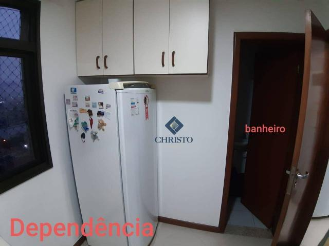 Apto com 3 Qtos à venda, 145 m² por R$ 690.000 - Praia de Itapuã. - Foto 14