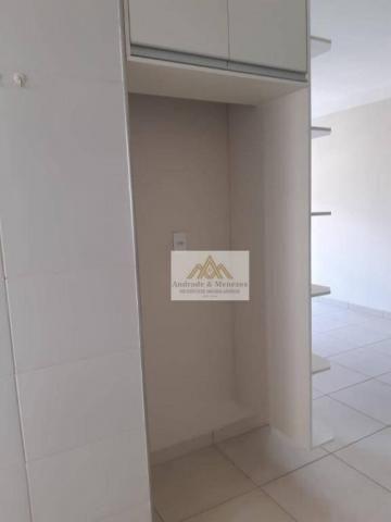 Apartamento com 1 dormitório à venda, 44 m² por R$ 190.000 - Nova Aliança - Ribeirão Preto - Foto 10
