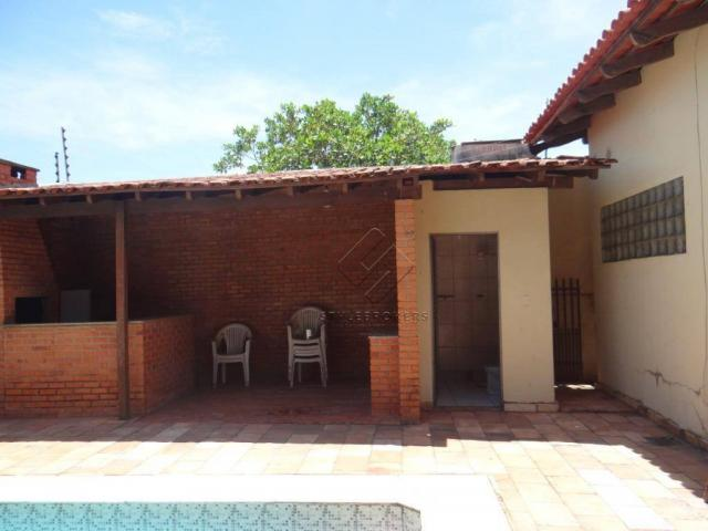 Casa com 3 dormitórios à venda, 354 m² por R$ 600.000,00 - Jardim Imperador - Várzea Grand - Foto 7
