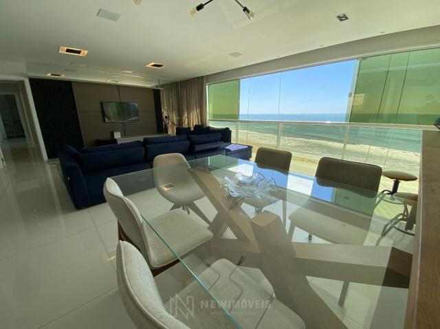 Apartamento Frente Mar com 3 Suítes na Praia Brava. - Foto 7