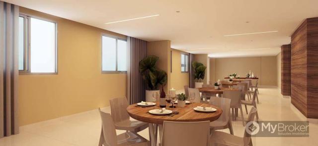 Apartamento com 3 dormitórios à venda, 83 m² por R$ 70.000,00 - Aeroviário - Goiânia/GO - Foto 17