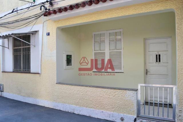 Casa com 2 Quartos, Sala, Cozinha, Banheiro e Área de Serviço para alugar, R$1.200/mês Cen