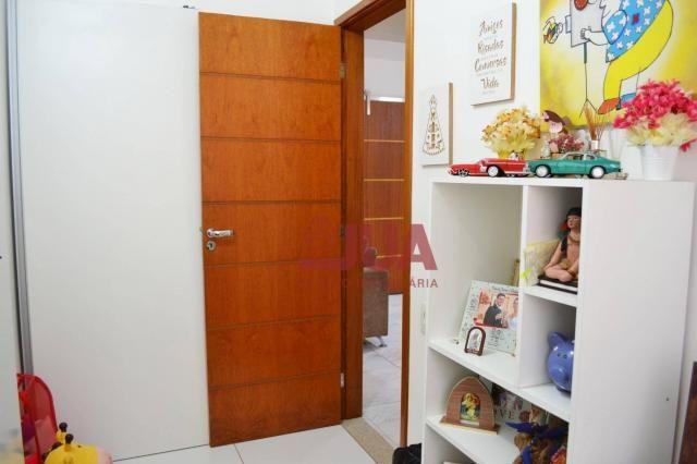 Apartamento com 2 Quarto, Escritório, Sala, Cozinha, Banheiro, Área de Serviço e Garagem à - Foto 17