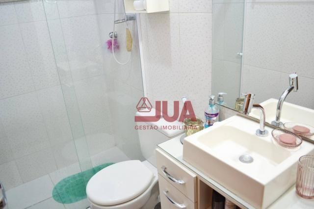 Apartamento com 2 Quarto, Escritório, Sala, Cozinha, Banheiro, Área de Serviço e Garagem à - Foto 13