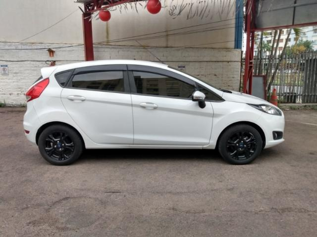 Ford New Fiesta 1.6 16V Flex Aut. 5p 4P - Foto 7